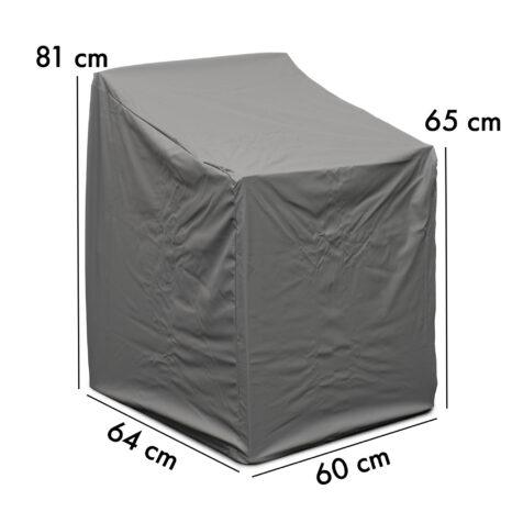 Hillerstorp Möbelskydd 64x60 cm höjd 81 cm