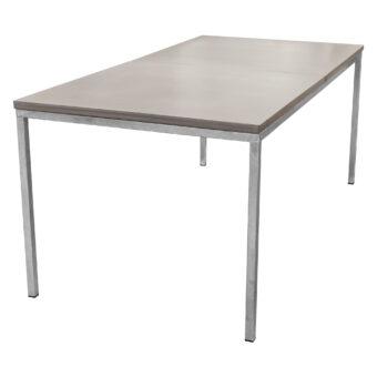 Matbord i betong mystic/galv 180x90 cm