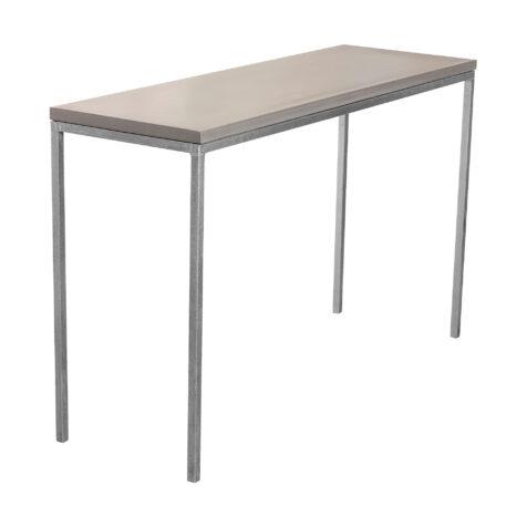 Konsolbord i betong från MBJ Design i storleken 120x40 cm.