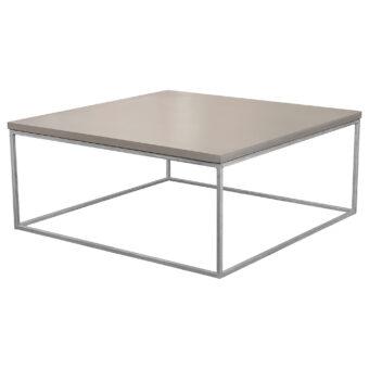 Soffbord i betong kub mystic 100x100 cm