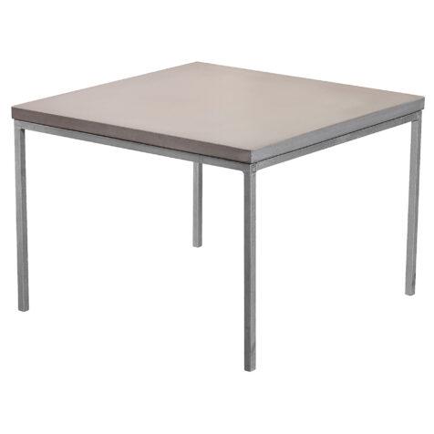 Soffbord 60x60 cm med mystic bordsskiva.