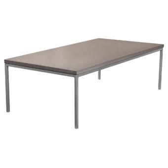 Soffbord i betong mystic black 140x70 cm