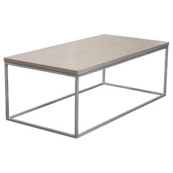 Soffbord i betong kub mystic 120x60 cm