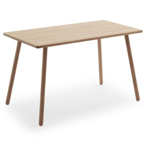 Georg skrivbord i ek från Skagerak.