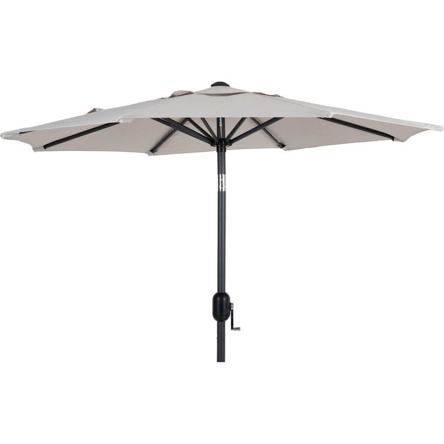 Brafab Cambre parasoll Ø200 cm antracit/khaki