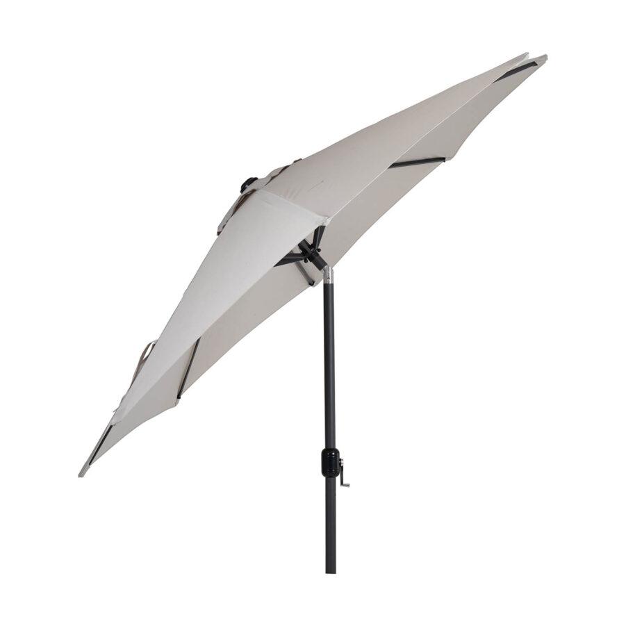 Brafab Cambre parasoll Ø300 cm antracit/khaki