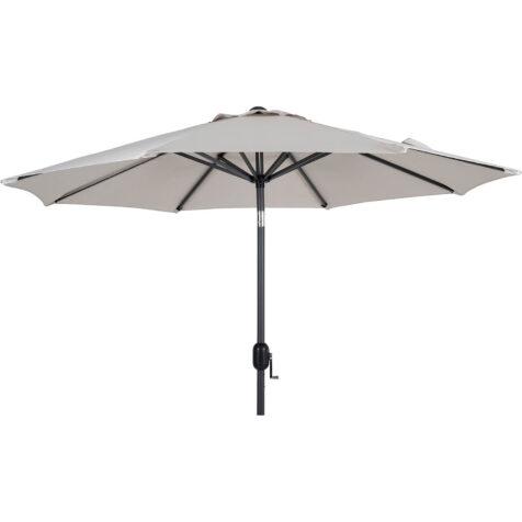 Brafab Cambre parasoll Ø250 cm antracit/khaki