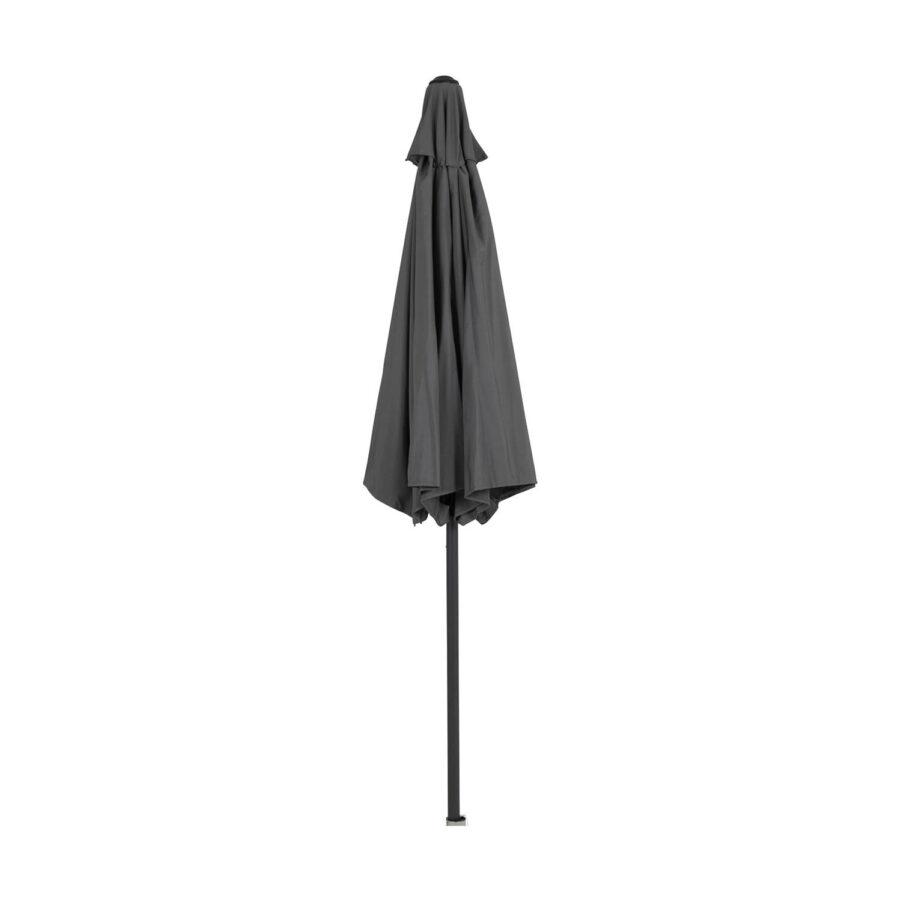 Brafab Cambre parasoll 250x250 cm antracit/grå