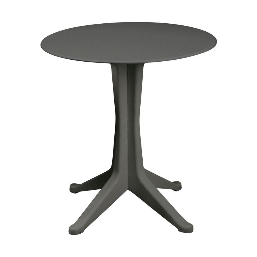 Brafab Levante cafébord Ø70 cm antracit