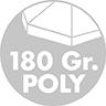 Polyester 180 g
