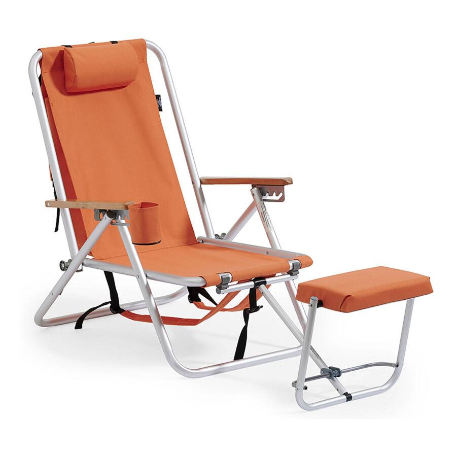 Fritab Roxy friluftsstol orange