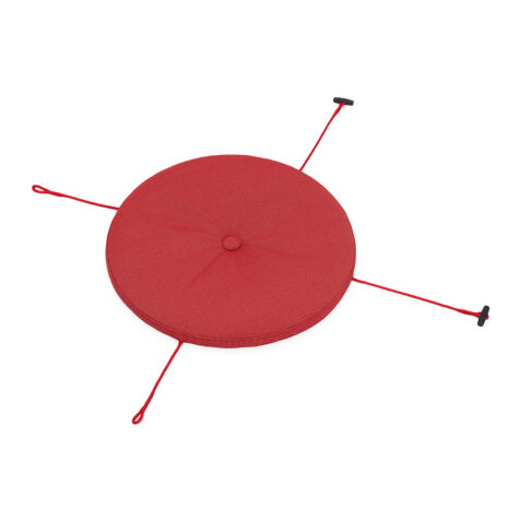 Fatboy Toní sittdyna röd Ø42 cm