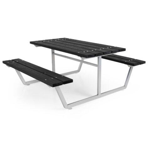Brafab Snapparp stålpicnic svart/stål