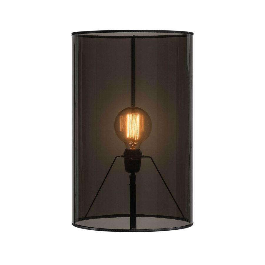 Artwood Cylinder lampskärm shade smoke Ø30 cm