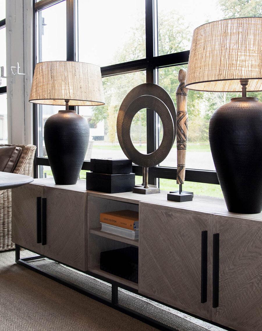 Artwood Florence bordslampa svart