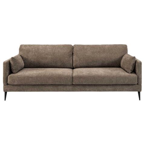 Artwood Andorra 3-sits soffa true brown