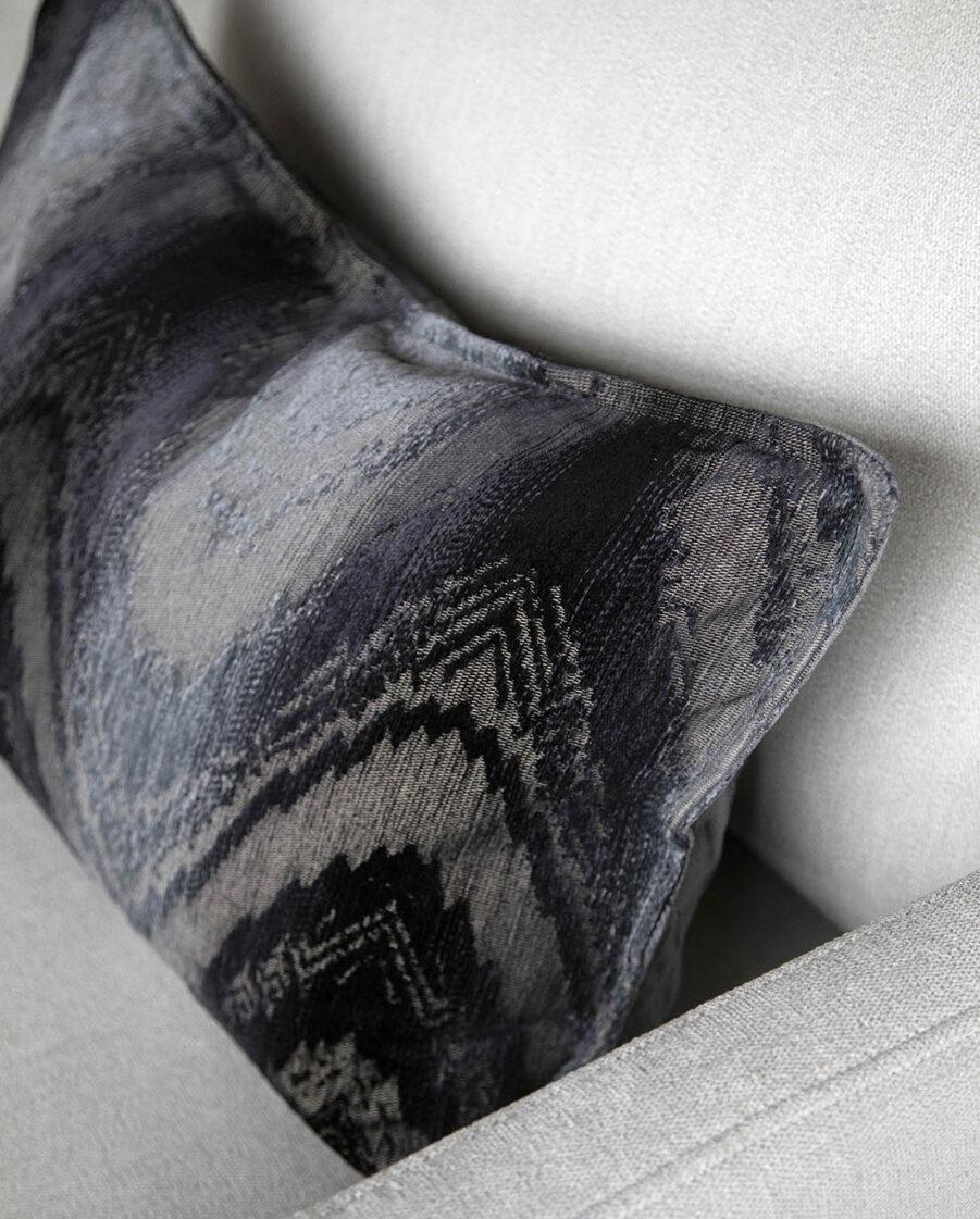 Artwood Son vida kuddfodral blå 60x40 cm