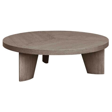 Artwood Caden soffbord ø130 cm antikgrå