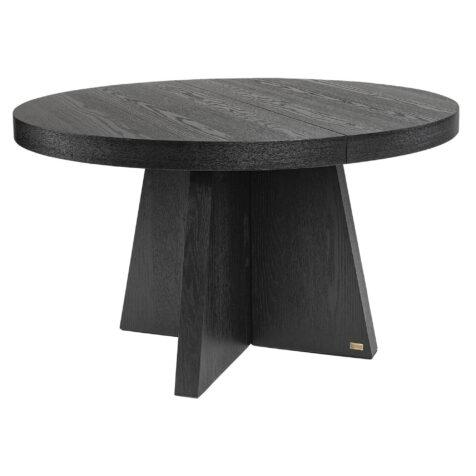 Artwood Trent förlängningsbart matbord 130-250x130 cm svart