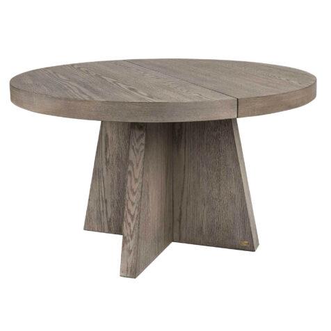 Artwood Trent förlängningsbart matbord 130-250x130 cm antikgrå