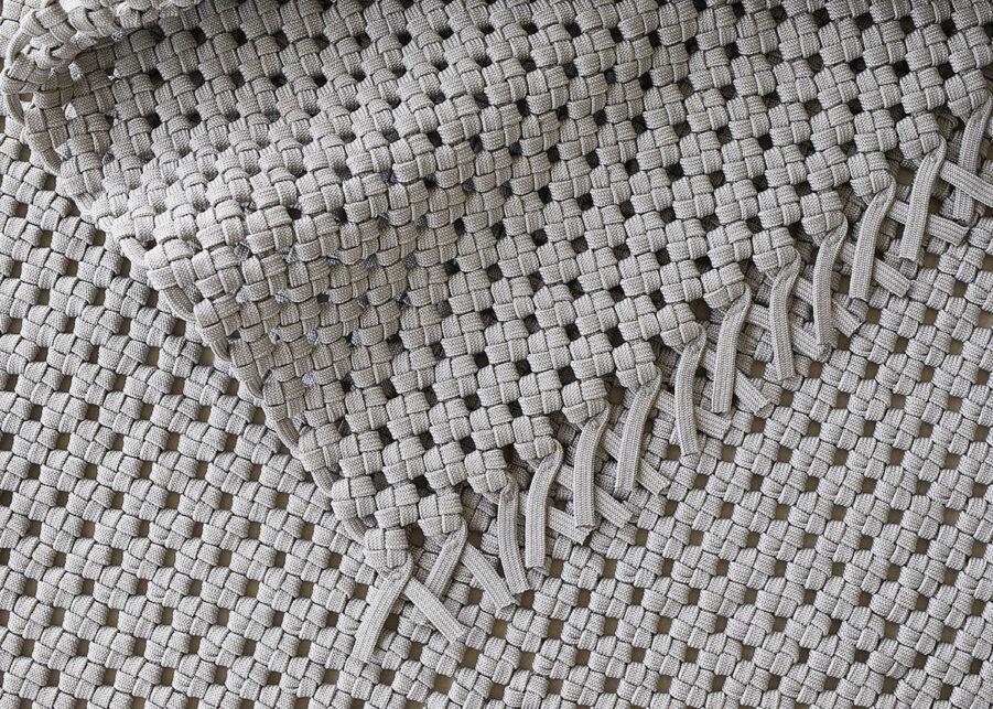 Cane-Line Clover utomhusmatta 240x170 cm sand