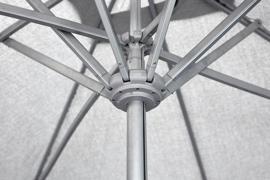 Cane-Line Major parasoll close up