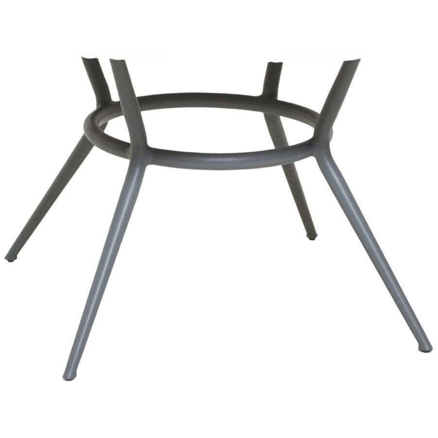 Cane-Line Joy bordsstativ i ljusgrått.