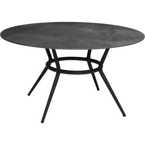 Joy matbord Ø144 lavagrå
