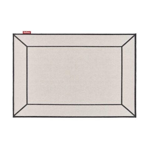 Fatboy carpretty utomhusmatta 290x200 grand frame off-white