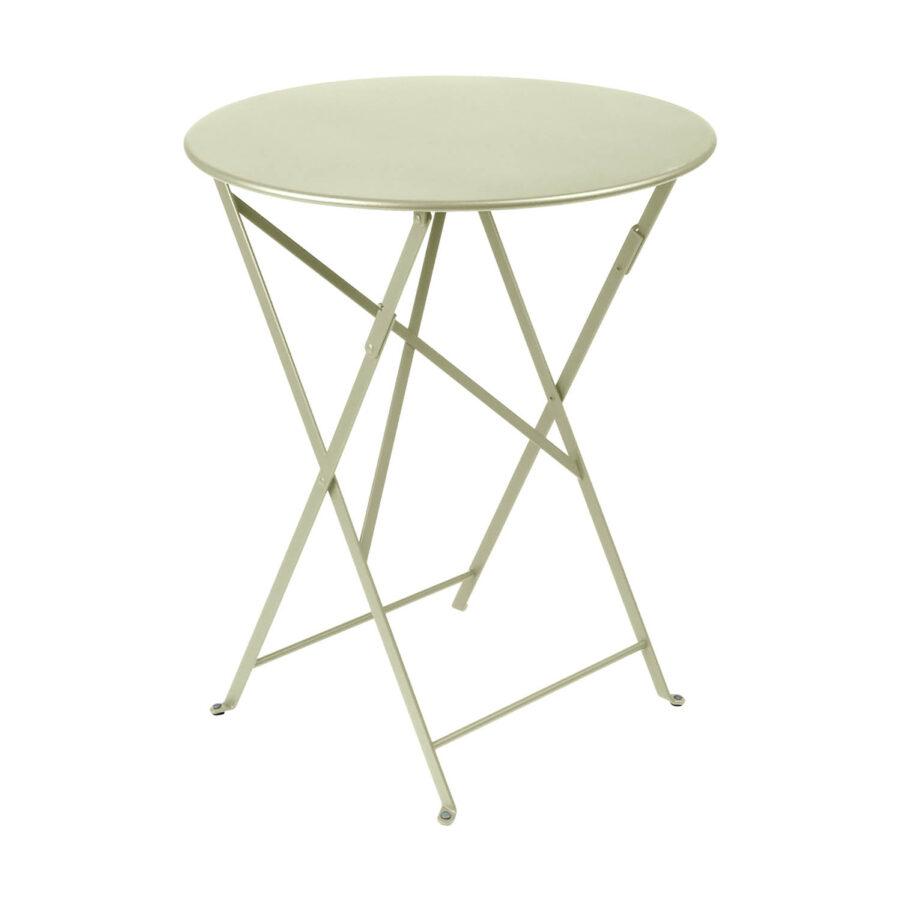 Bistro cafebord i färgen Willow Green.