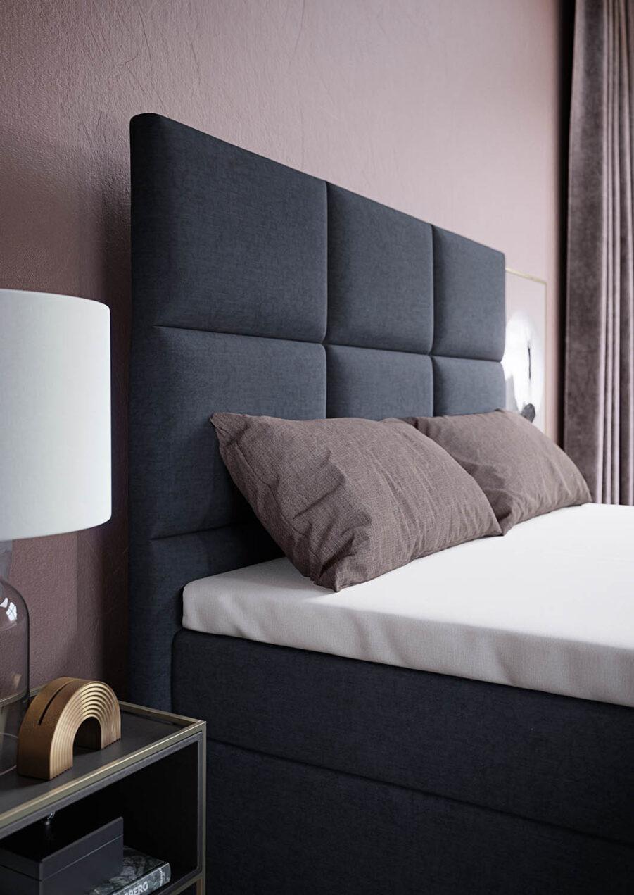 Miljöbild Wall sänggavel från Wonderland.
