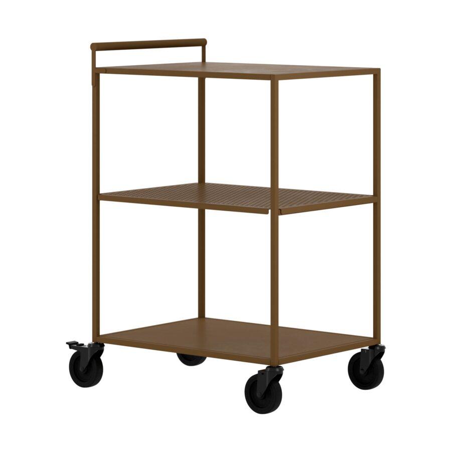 Carry serveringsvagn i brunt från Design of.