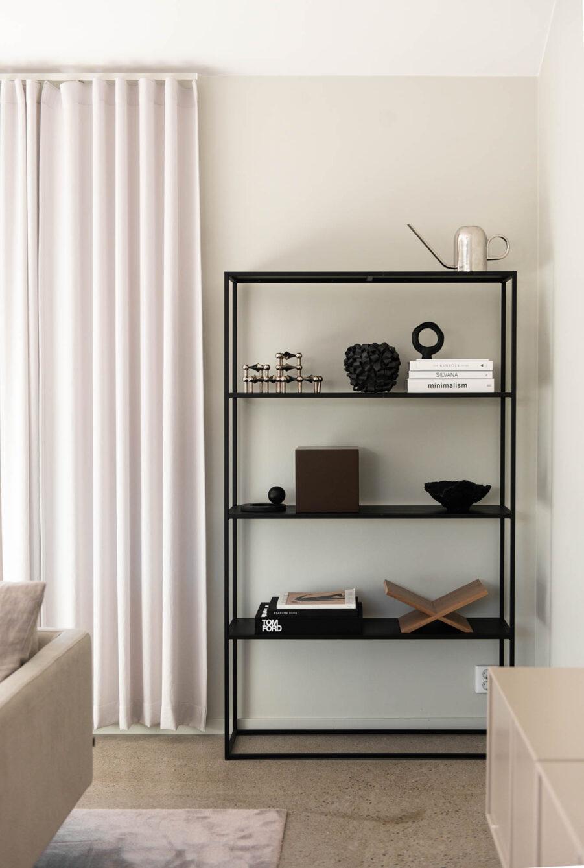 Boh´khyllan Design Of Shelf för ute och inne.
