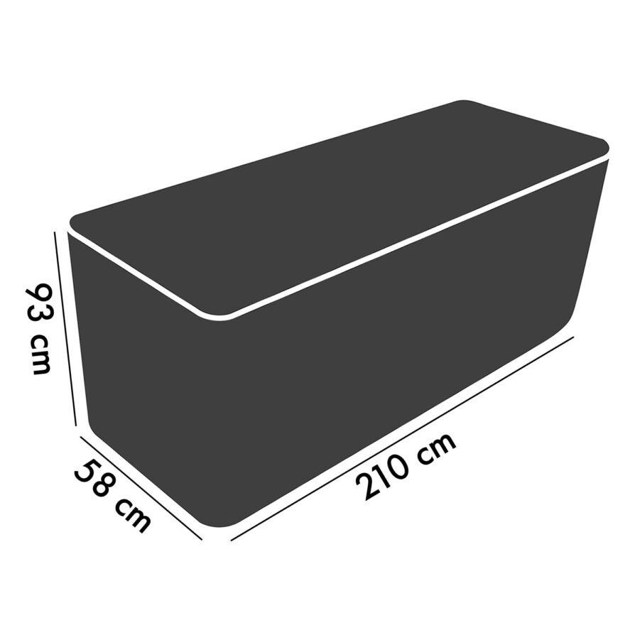 Cane-Line möbelskydd för uteköket Drop.