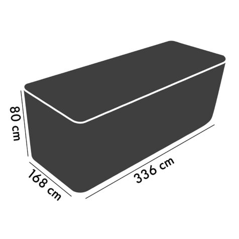 Cane line möbelskydd för matgrupper.