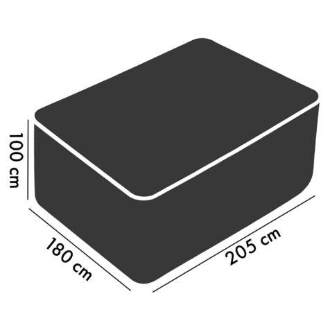 Cane-Line möbelskydd för soffgrupper.