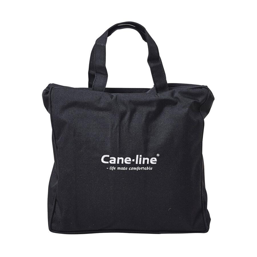 Möbelskydd från Cane Line kommer med en praktisk förvaringsväska.