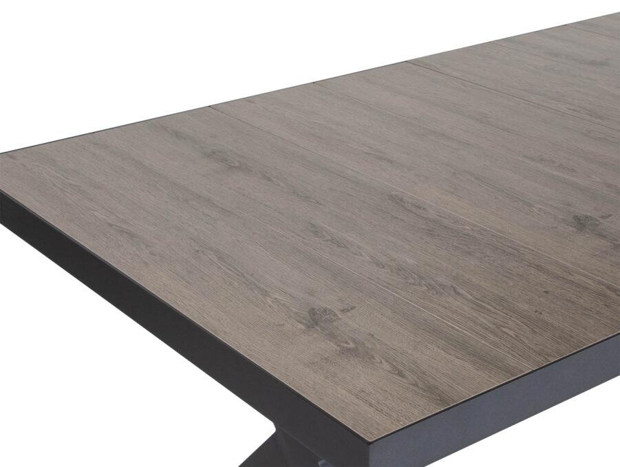 Orlando matbord 220x92 cm med keramiktopp.