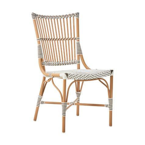 Sika-Design Monique stol aluminium / konstrotting
