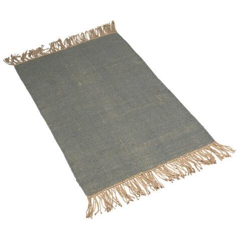 Ditte matta i storleken 160x230 cm i färgen aqua.