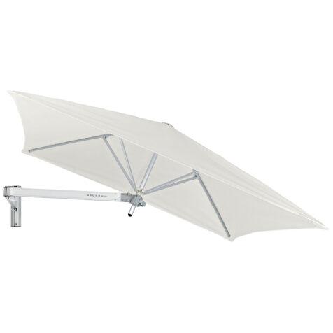 Paraflex litet fyrkantigt parasoll i färgen Canvas.
