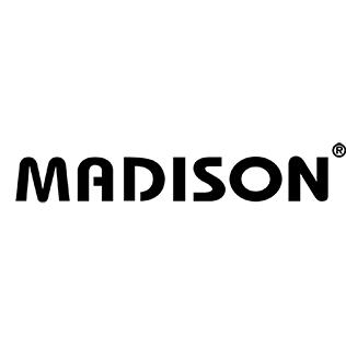 Logotype för varumärket Madison.