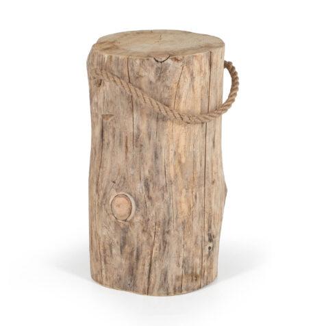 Stubbe från Ecofurn med höjd 60 cm, diameter 25-35 cm.