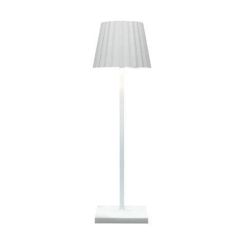 Lucy lampa i vitt från LightsOn.