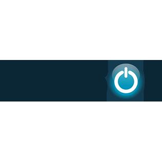 Logotype till varumärket LightsOn.