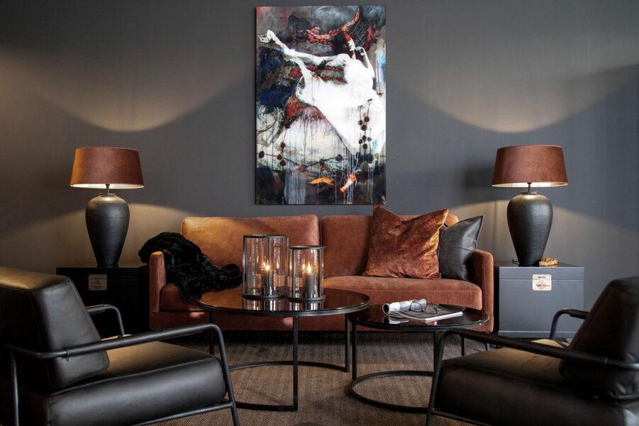 Miljöbild på Andorra soffa från Artwood.