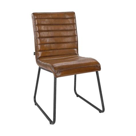 Sabina Easy stol i ljusbrunt från Artwood.