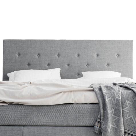 Bild på Jensen Icon sänggavel utan sidopaneler.