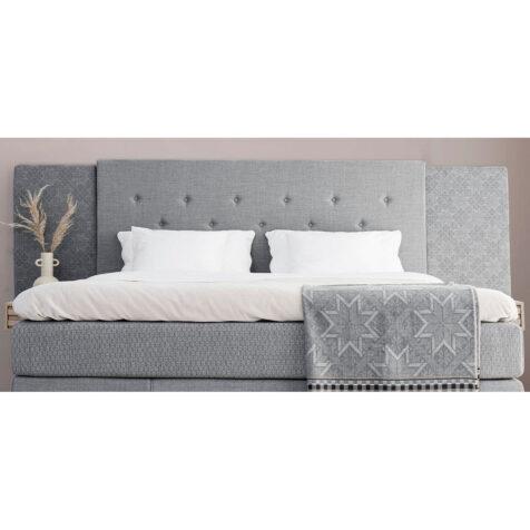 Jensen Icon sänggavel med sidopaneler.