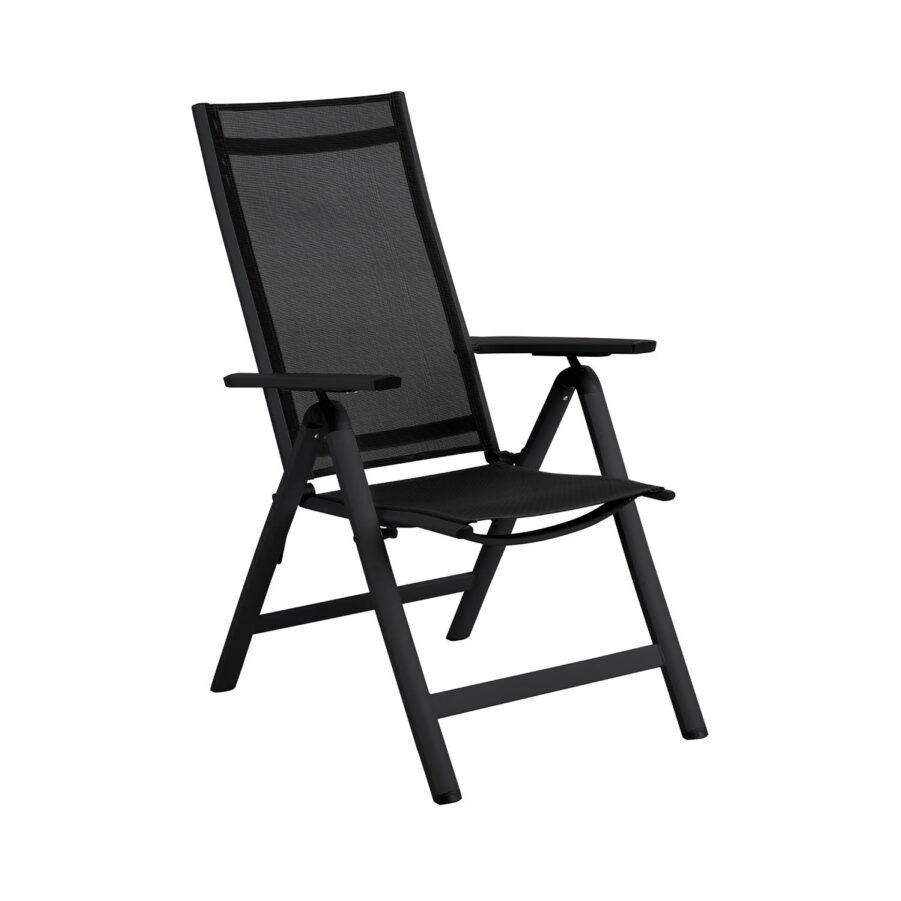 Brafab Rana positionsstol svart/svart